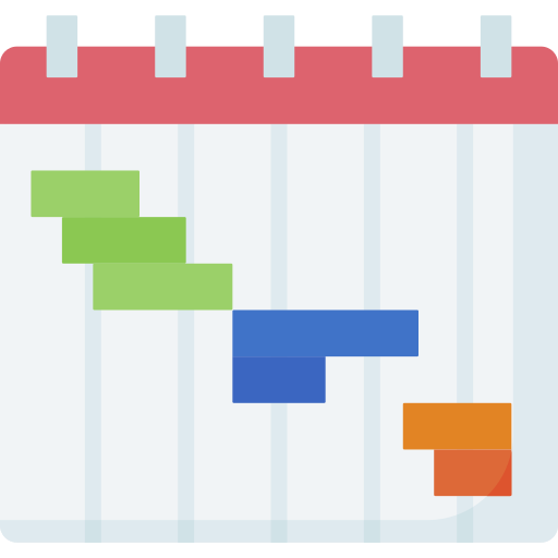 Project management  free icon