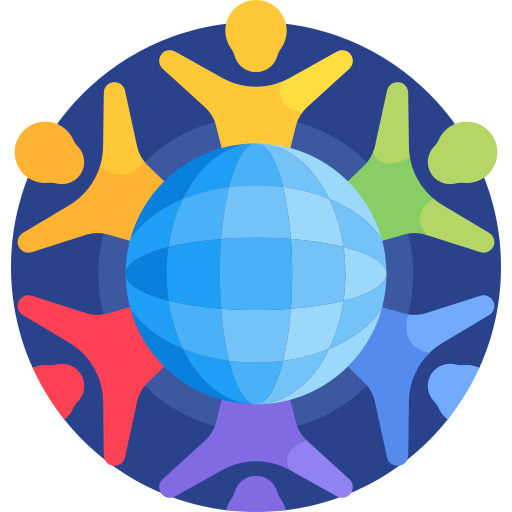 diversidad  icono gratis