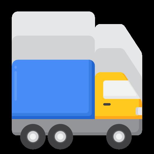caminhões  grátis ícone