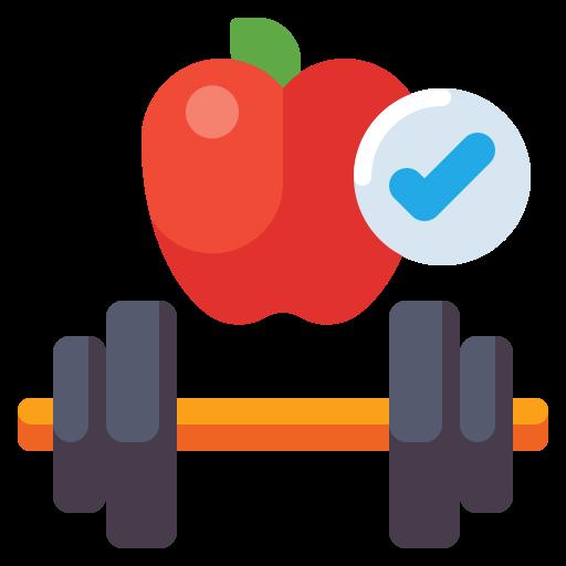 gesundes leben  kostenlos Icon
