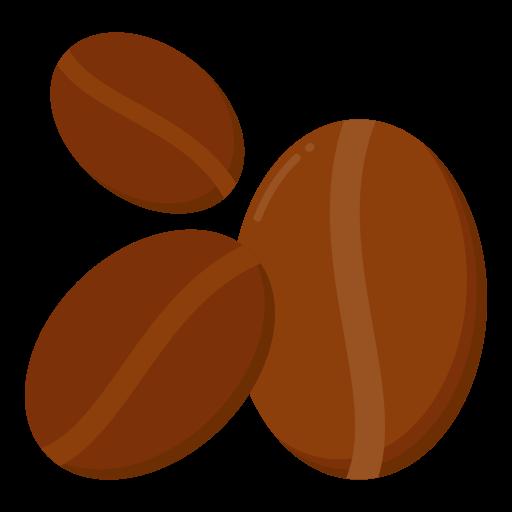 Coffee bean  free icon