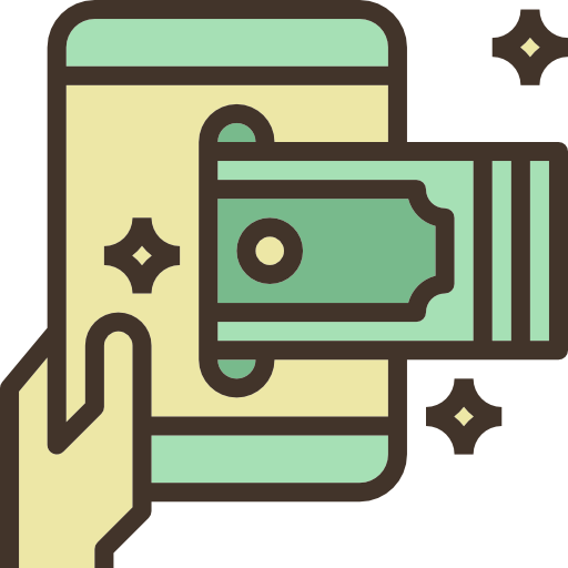 현금  무료 아이콘
