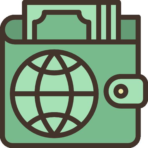 온라인 지갑  무료 아이콘