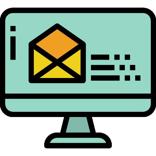 이메일  무료 아이콘