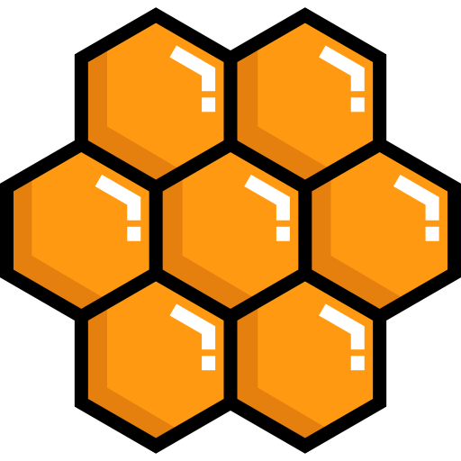 ruche d'abeilles  Icône gratuit
