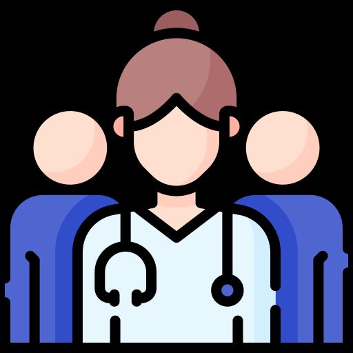 equipo médico  icono gratis