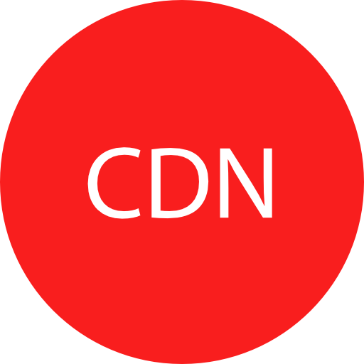Cdn  free icon
