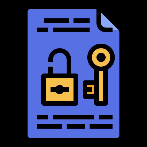 암호  무료 아이콘