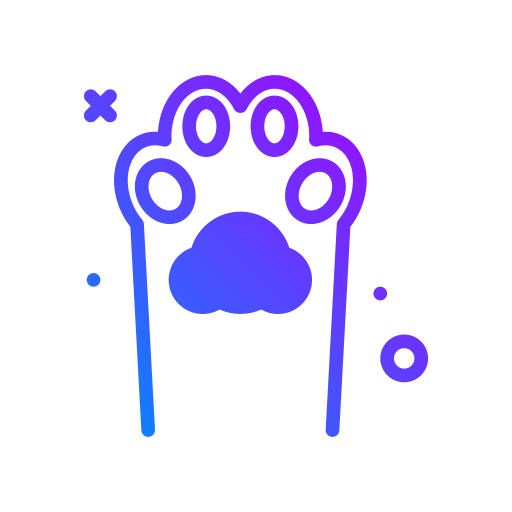 Лапа  бесплатно иконка