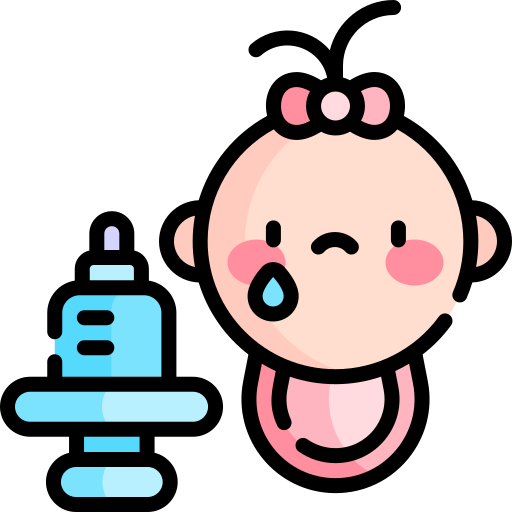 Baby girl  free icon