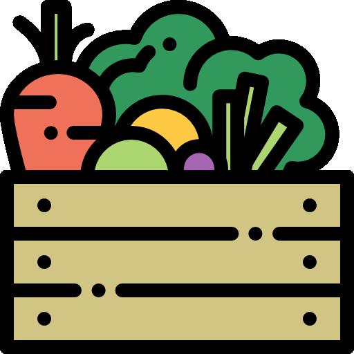 vegetales  icono gratis