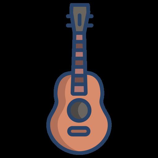 guitare  Icône gratuit