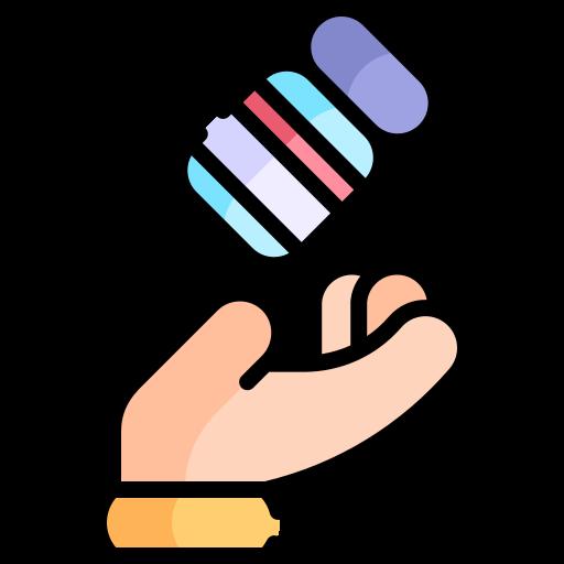 Vaccination  free icon