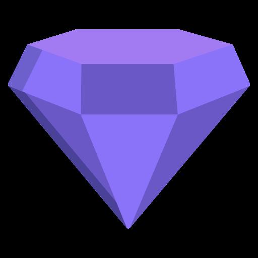 diamant  Icône gratuit