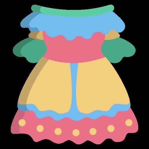 robe  Icône gratuit