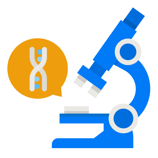 현미경 슬라이드  무료 아이콘
