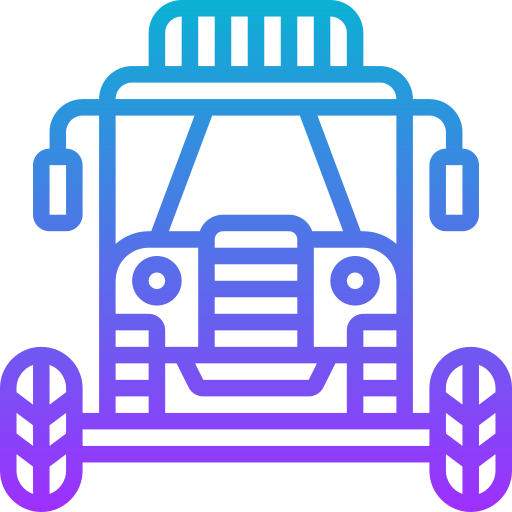 Buggy  free icon