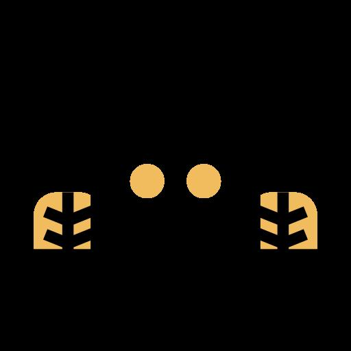 Bulldozer  free icon