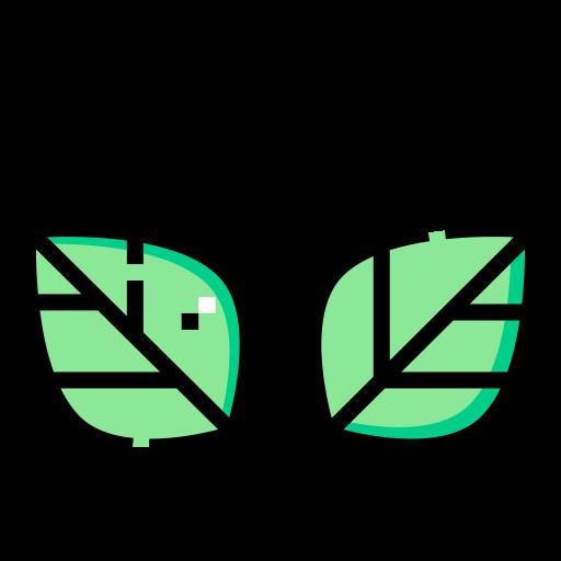 Nontoxic  free icon