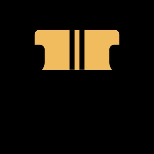 Carriage  free icon