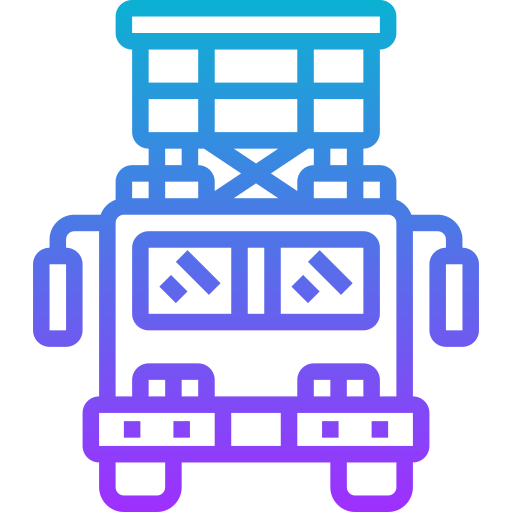 Ladder truck  free icon