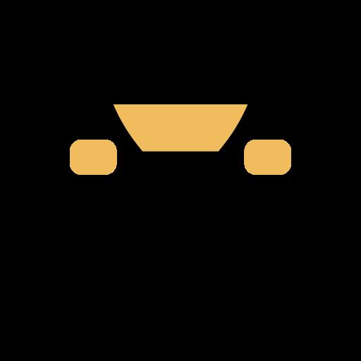 Bullet train  free icon