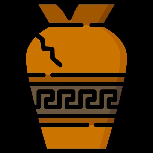 pot ancien  Icône gratuit