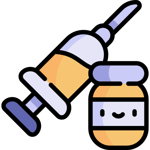 vacina  grátis ícone