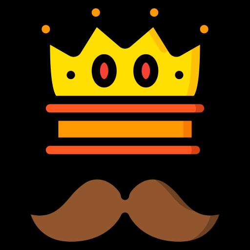 rei  grátis ícone