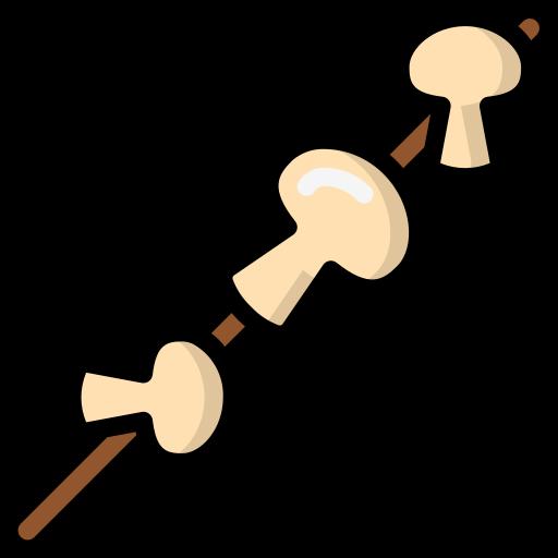 Mushrooms  free icon