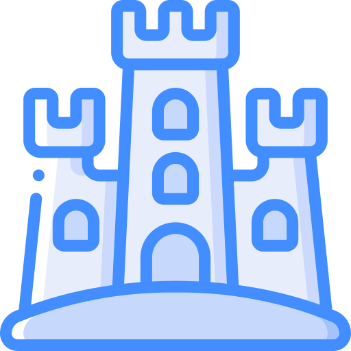 sandburg  kostenlos Icon