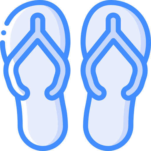flip flops  kostenlos Icon