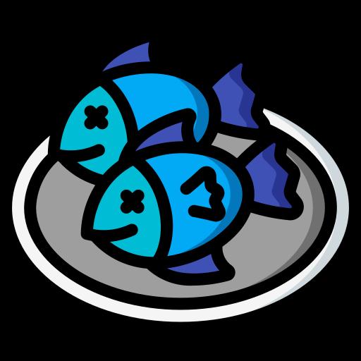 peixe  grátis ícone