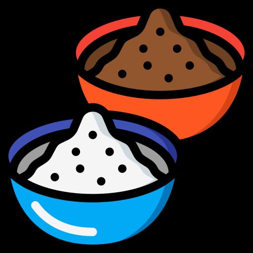 arroz com curry  grátis ícone