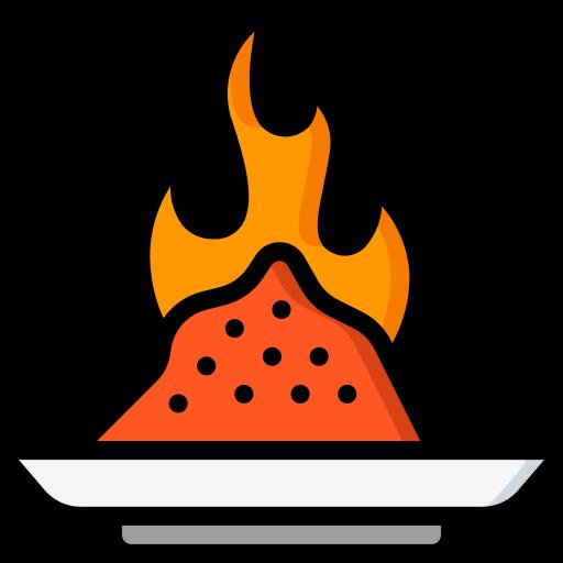 curry  Icône gratuit