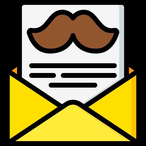 e-mail  Icône gratuit