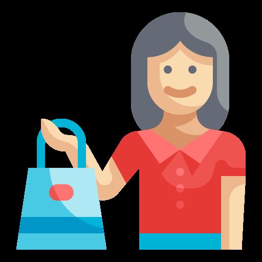쇼핑  무료 아이콘