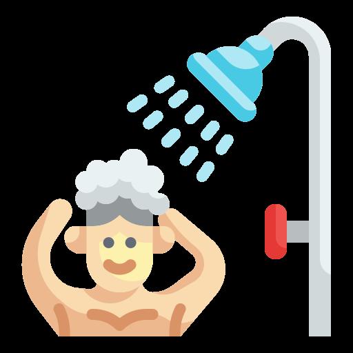 샤워  무료 아이콘