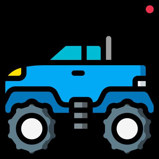 Rc car  free icon