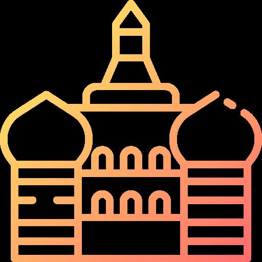 cathédrale saint-basile  Icône gratuit