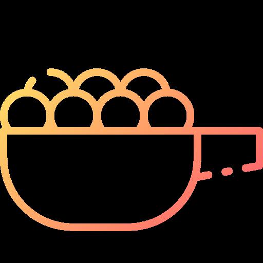 caviar  Icône gratuit