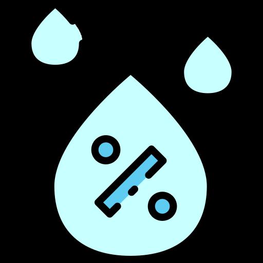 feuchtigkeit  kostenlos Icon