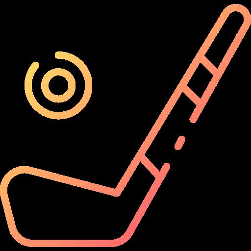 hockey sur glace  Icône gratuit