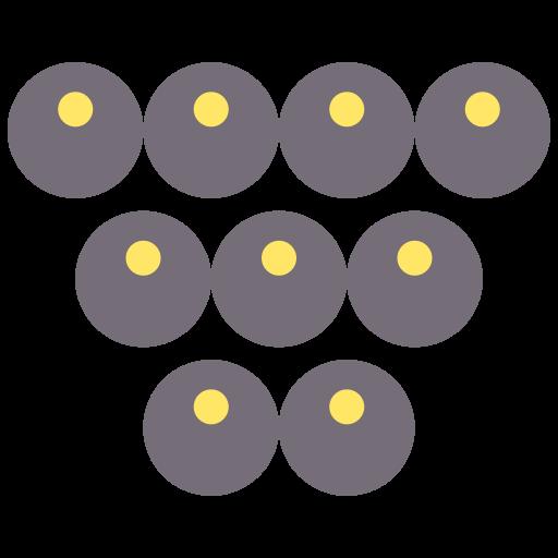 Fish eggs  free icon