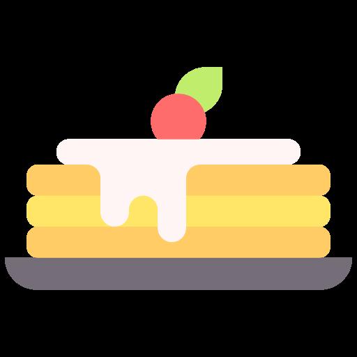 Pancake  free icon