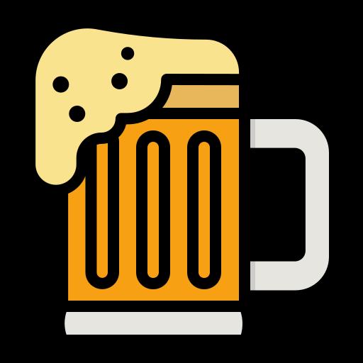 Beer mug  free icon