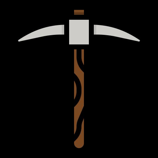 Pickaxe  free icon