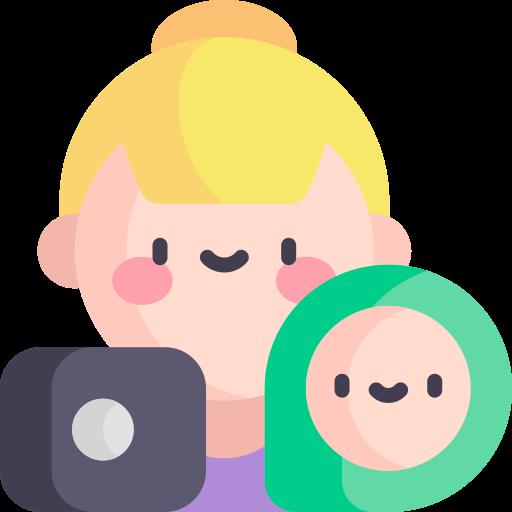 mãe trabalhadora  grátis ícone