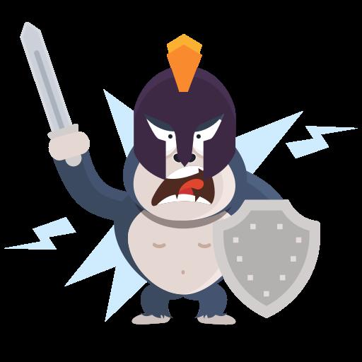 guerrero  gratis sticker