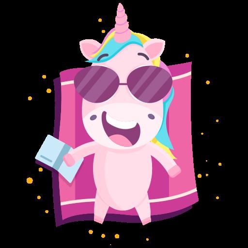vacaciones  gratis sticker
